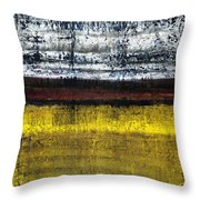 Untitled No. 18 Throw Pillow