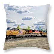 Up9912 Throw Pillow
