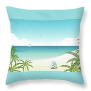 Vector Throw Pillow