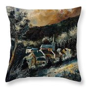 Vencimont 78 Throw Pillow