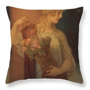 Vestal  Throw Pillow