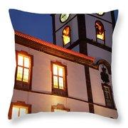 Vila Franca Do Campo Throw Pillow