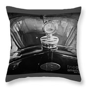 Vintage Ford Art Throw Pillow