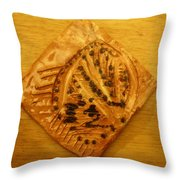 Visions - Tile Throw Pillow