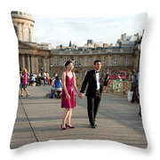 Walkout Throw Pillow