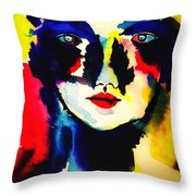 War I Throw Pillow