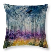 Watercolor  130608 Throw Pillow