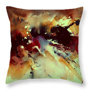 Watercolor  301107 Throw Pillow