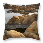 Watson Lake Arizona 13 Throw Pillow