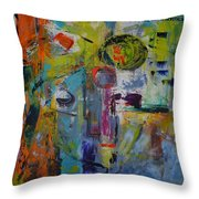 Sold We Need To Talk Throw Pillow