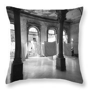 Wedding Party Noir Throw Pillow
