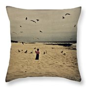 When Promises Were For Keeps Throw Pillow