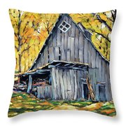 Where I Want To Be By Prankearts Fine Art Throw Pillow