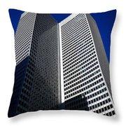 Windows ... Throw Pillow by Juergen Weiss