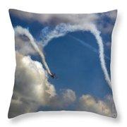 Windwalkers Throw Pillow