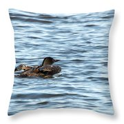 Wings Up Throw Pillow