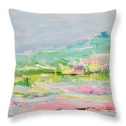 Wishing You Were Here Throw Pillow