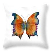 1 Wizard Butterfly Throw Pillow