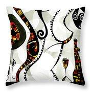Women  4128 Throw Pillow