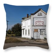 Working For Jesus Throw Pillow