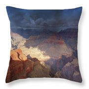 World Of Wonders Throw Pillow