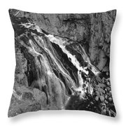 Yellowstone 19 Throw Pillow
