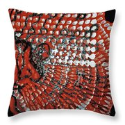 Yesu Cristu Throw Pillow