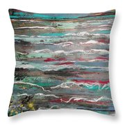 You Guide My Way Throw Pillow