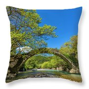 Zagora Traditional Bridge Throw Pillow