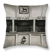 10 Across The Board Throw Pillow by Thomas Allen Pauly