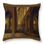 Cathedral Throw Pillow