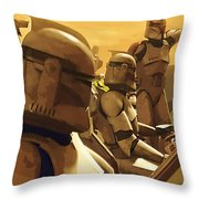 Collection Star Wars Art Throw Pillow