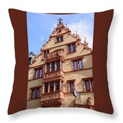 Colmar - France Throw Pillow