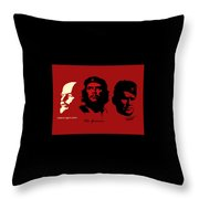 Communism Throw Pillow