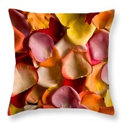 Concept Rose Throw Pillow