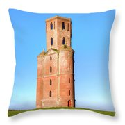 Horton Tower - England Throw Pillow