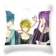 Vocaloid Throw Pillow