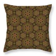 Arabesque 021 Throw Pillow