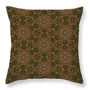 Arabesque 018 Throw Pillow