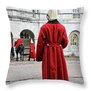 London England United Kingdom Uk Throw Pillow