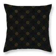 Arabesque 009 Throw Pillow