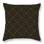 Arabesque 008 Throw Pillow