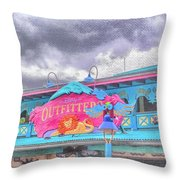 10770 Outfitters Throw Pillow