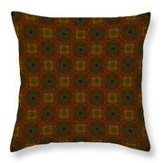 Arabesque 014 Throw Pillow