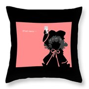 10968 Rozen Maiden Throw Pillow