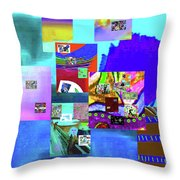 11-11-2015b Throw Pillow