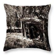 Natchez Trail Throw Pillow