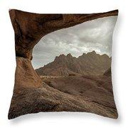 Spitzkoppe - Namibia Throw Pillow