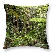 Jungle 30 Throw Pillow