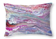 #110 Sweet Dirty Pour Swipe Throw Pillow